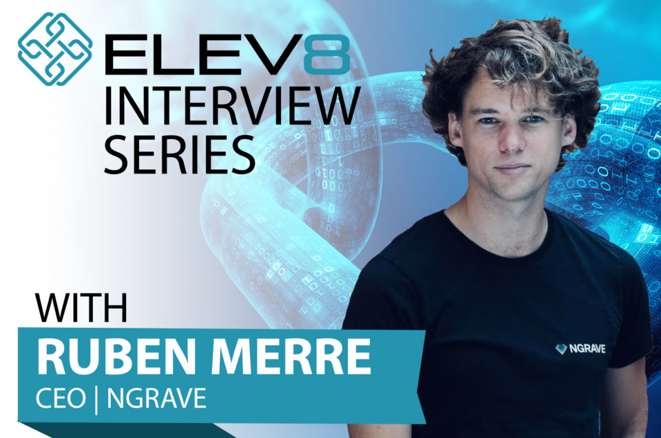 Ruben Merre - NGRAVE - ELEV8 Interview Series - ELEV8